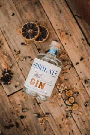 Desolate Devils Claw Crystal Clear Gin