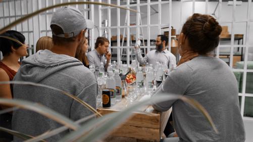 Distillery Tasting