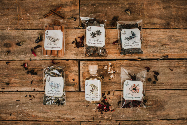 Floral and Spice Infusion Box
